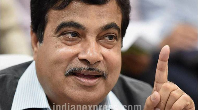 Nitin Gadkari - Indian Transport and Highways Minister