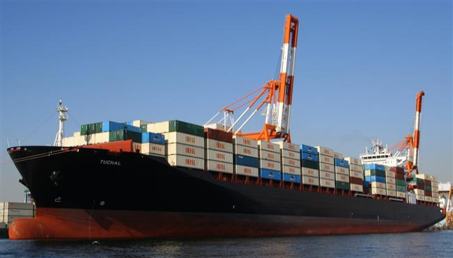 Maersk Container Shipping