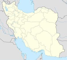 Iran's South Pars Gas Field