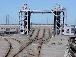 Image of a Rail Terminal